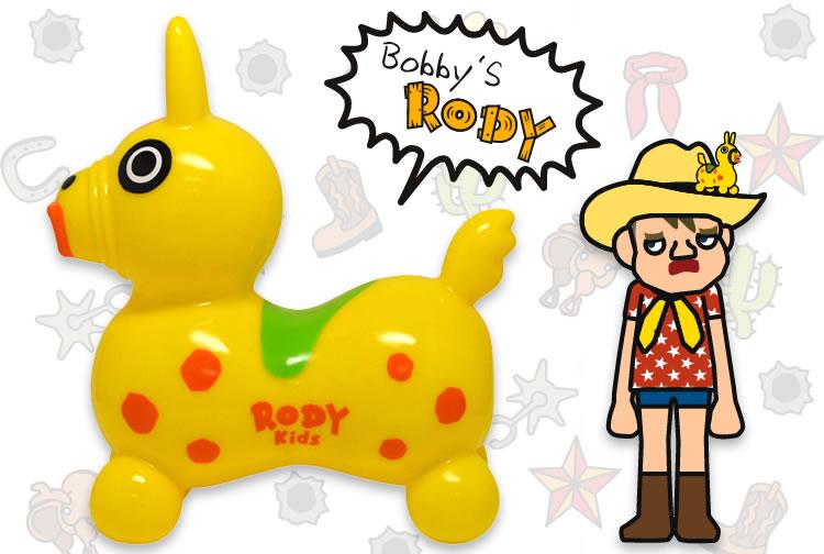 ロディキッズ ミドル bobby